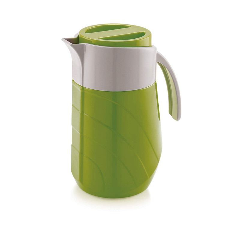 Cello Puro Plastic Jug 1 Litre Green